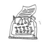 WK_Illus_Schreibmaschine
